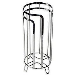 Pogamo Toilet Tissue Storage Cylinder in Chrome