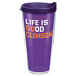Tervis® Life is Good® Clemson Tigers Go Team 24 oz. Wrap Tumbler with Lid