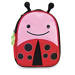 SKIP*HOP® Zoo Lunchies Insulated Lunch Bag in Ladybug