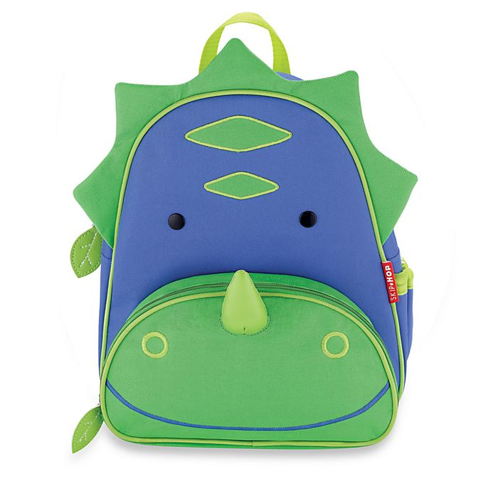 Alternate image 1 for SKIP*HOP® Zoo Packs Little Kid Backpacks in Dinosaur
