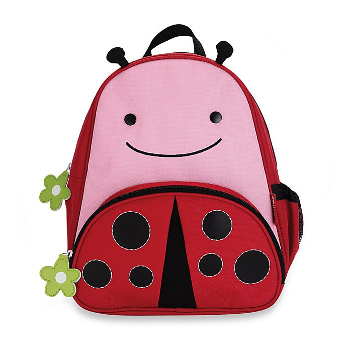 Alternate image 1 for SKIP*HOP® Zoo Packs Little Kid Backpacks in Ladybug