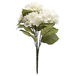 Bee & Willow™ Home Artificial White Hydrangea Stem