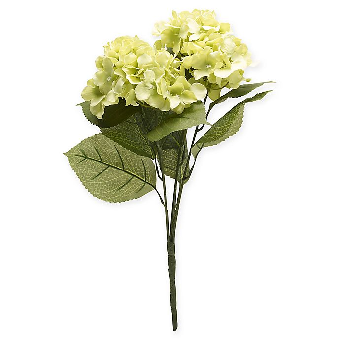 Alternate image 1 for Bee & Willow™ Home Artificial Green Hydrangea Stem
