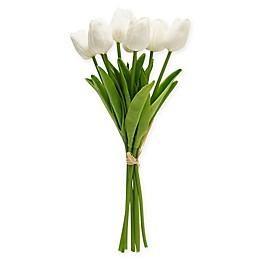 Elements 13-Inch Artificial Tulip Bouquet