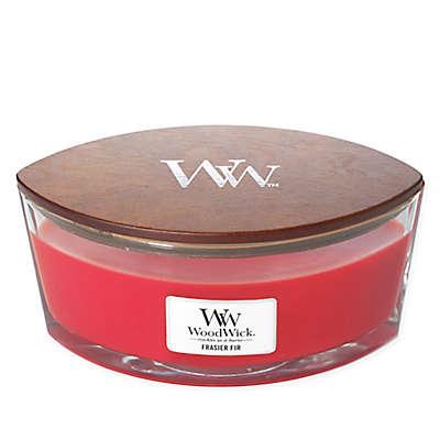 WoodWick® HearthWick Flame® Crimson Berries Large Ellipse Jar Candle