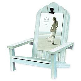 Prinz Adirondack Chair 4-Inch x 6-Inch Photo Clip Frame