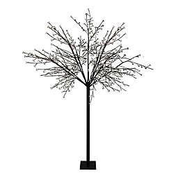 Northlight 8-Foot LED Lighted Cherry Blossom Tree