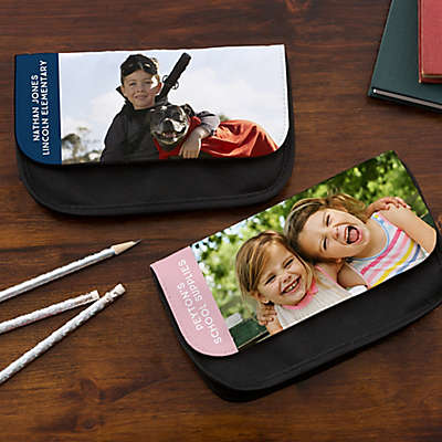 Personalized Photo Pencil Case
