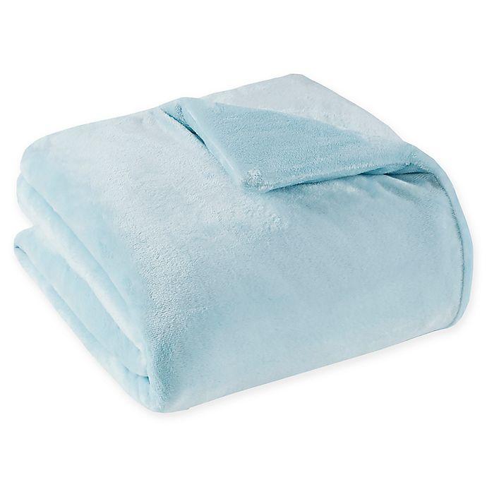 Alternate image 1 for Sleep Philosophy 12-lb. Plush Weighted Blanket