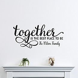 Together...Vinyl Wall Art