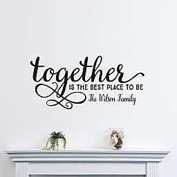 Together...Vinyl Wall Art