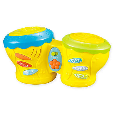 Learning Years Tap a Tune Bongo Drums
