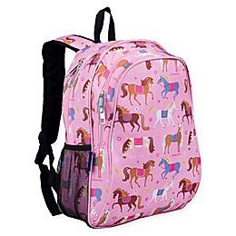 Wildkin Horses Backpack in Pink