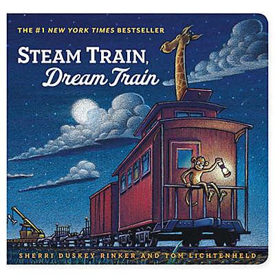 """Chronicle Books """"Steam Train Dream Train"""" Book"""