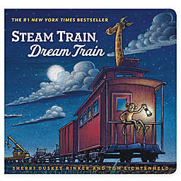 "Chronicle Books ""Steam Train Dream Train"" Book"