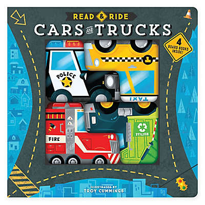 Chronicle Books Read & Ride: Cars and Trucks