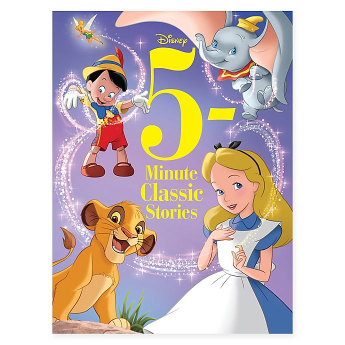 Alternate image 1 for Disney® 5 Minute Disney Classic Stories