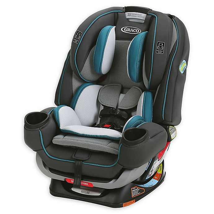 Alternate image 1 for Graco® 4Ever™ Extend2Fit™ 4-in-1 Convertible Car Seat