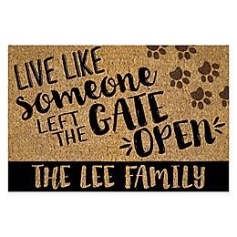 Open Gate 18\