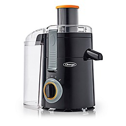 Omega® Wide Mouth High Speed Juicer in Black