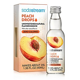 sodastream® Peach Fruit Drops