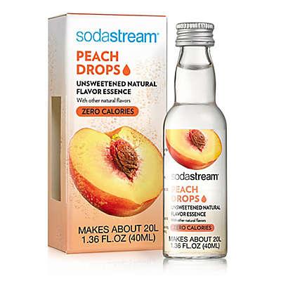 sodastream® Peach Fruit Drops