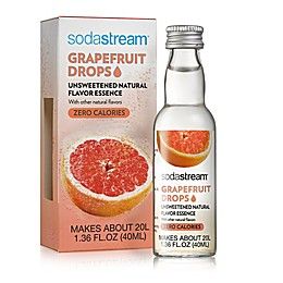 sodastream® Grapefruit Fruit Drops