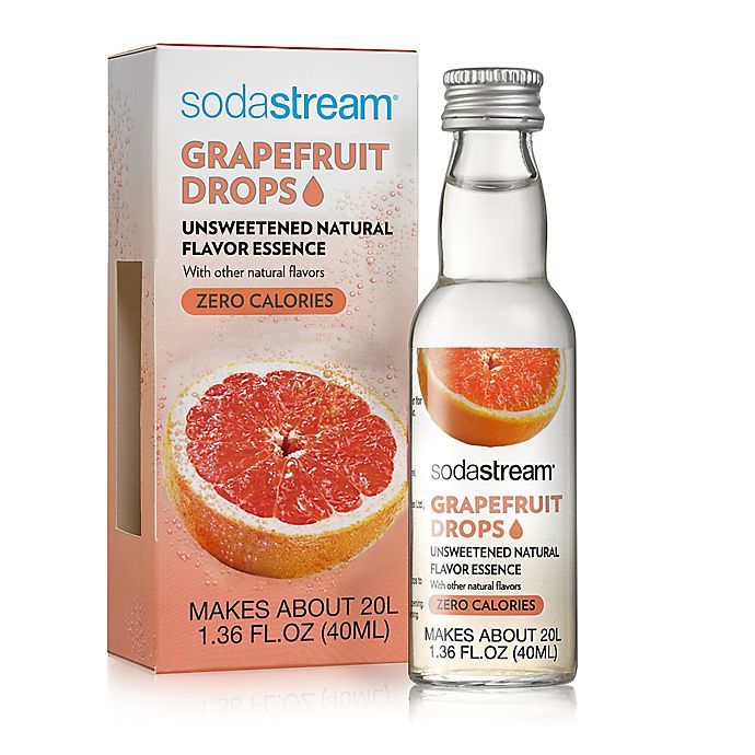 Alternate image 1 for sodastream® Grapefruit Fruit Drops