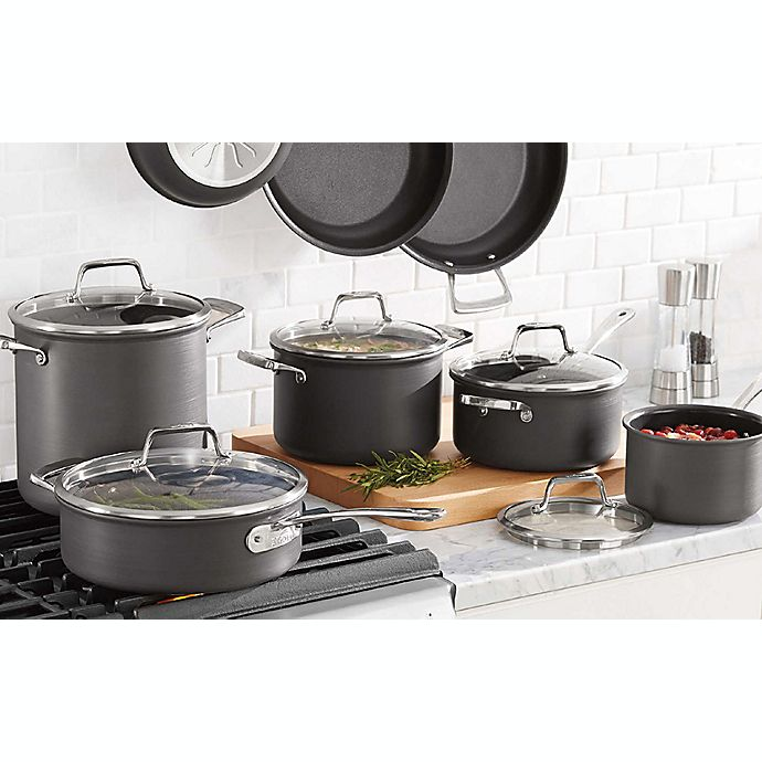 Alternate image 1 for All-Clad B1 Nonstick Hard Anodized Cookware Collection