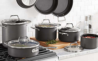 All-Clad B1 Nonstick Hard Anodized Cookware Collection