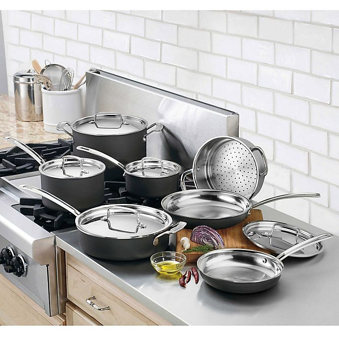 Alternate image 1 for Cuisinart® MultiClad Unlimited™ Cookware Collection