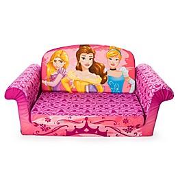 Marshmallow Disney® Princesses 2-in-1 Flip Open Sofa