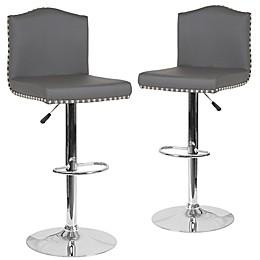 Flash Furniture Faux Leather Swivel Bellagio 46.5\