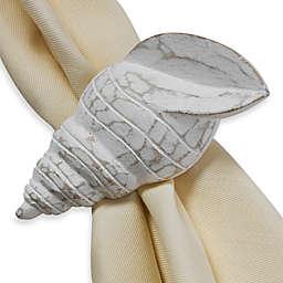 Turban Shell Napkin Ring