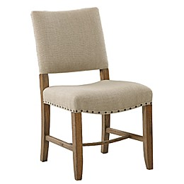 Harbor House™ Cotton Upholstered Napa Dining Chair in White