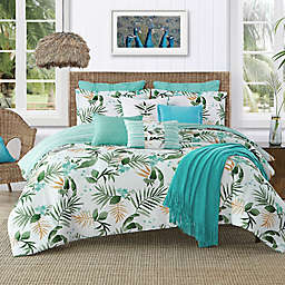 Caribbean Joe Nassau Reversible Comforter Set