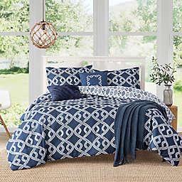 Caribbean Joe Aruba Reversible Comforter Set