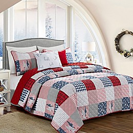 Nostalgia 5-Piece Quilt Set