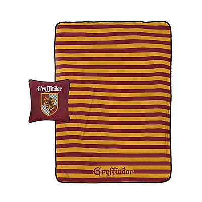 Harry Potter Gryffindor 2-Piece Blanket Set