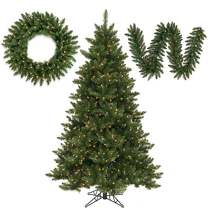 Alternate image 1 for Vickerman Camdon Christmas Decoration Collection