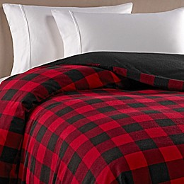 The Seasons Collection® HomeGrown™ Flannel Duvet Cover