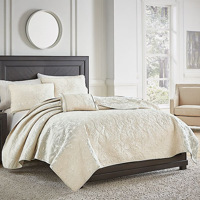 Croscill® Cosette Quilted Coverlet