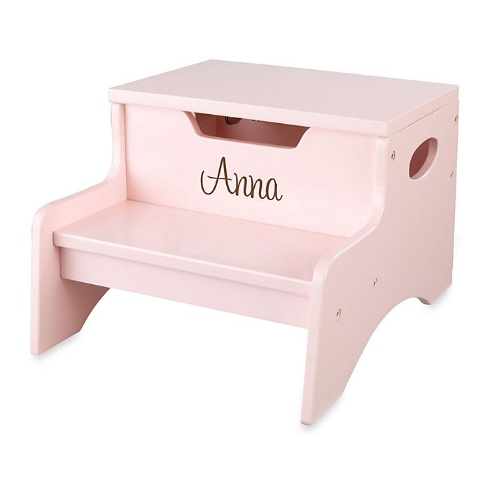 Remarkable Kidkraft Personalized Grace Step N Store In Pink With Gmtry Best Dining Table And Chair Ideas Images Gmtryco
