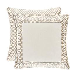 J. Queen New York™ Milano European Pillow Sham in Sand