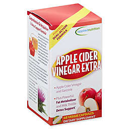 Applied Nutrition® 48-Count Apple Cider Vinegar Extra Veggie Capsules