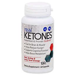 Real Ketones® 40-Count Capsules