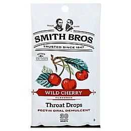 Smith Brothers 30-Count Throat Drops in Wild Cherry