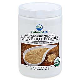 Nature's Lab™ 16 oz. Wild Organic Peruvian Maca Root Powder