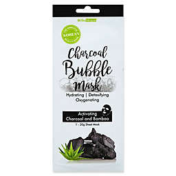 BioMiracle Charcoal Bubble Sheet Mask