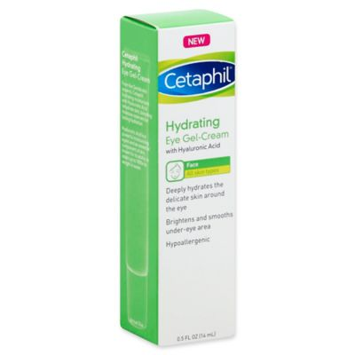 Cetaphil Hydrating Eye Gel Cream